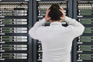 Obciążenie serwera